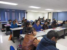 Grupo C-I, de la Dra. Ma- Teresa Guerrero Hdz.