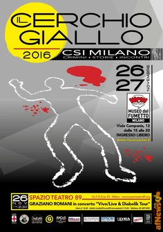 Incontri Gialli a Milano! - http://www.afnews.info/wordpress/2016/11/10/incontri-gialli-a-milano/