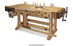 woodworking vise | Good Workbench-The Ultimate Jig