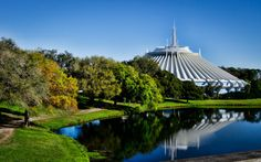 Space Mountain, The Magic Kingdom, Walt Disney World....with my grandparents when I was a teenager!