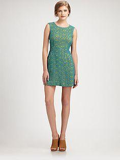 Diane von Furstenberg Carpreena Mini Dress