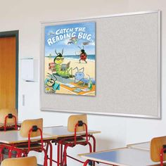 Best-Rite Pebbles Vinyl Bulletin Board is textural- hiding pinholes, and antimicorbial- deflecting germs!