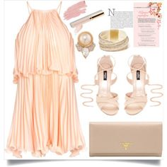 Top Fashion set 07.29.16-Pleated Halter Dress