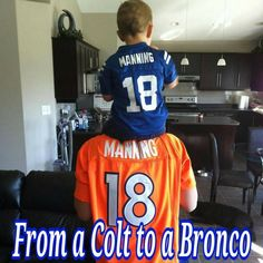 love the dever bronco\ | Love This! | Denver Broncos