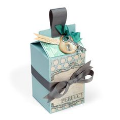 cute milk carton gift box