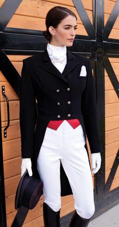 Asmar Equestrian Shadbelly Coat | European Tail Coat | Horse Riding Coat - One Stop Equine Shop