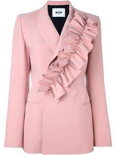 Go less finance and more fashion with designer blazers for women at Farfetch. Fashion Mode, Hijab Fashion, Fashion Dresses, Womens Fashion, Blazers For Women, Suits For Women, Mode Batik, Ashley Clothes, Hijab Stile