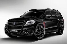 Mercedes-Benz GL-Class Black Crystal by Larte Design