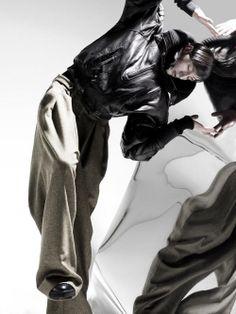 Jester WhiteJUUN.J F/W13 menswear collection forODDA Magazine's forth issue.