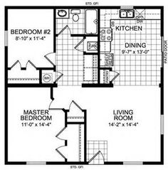 392 Best 30 x 30 house plan images in 2018 | House, House