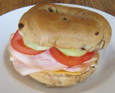 Bagel Deli Turkey Sandwich Recipe