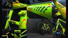 San Andreas, Big Sur, Punisher, Mtb, Garmin Edge, Retro Bikes, Retro Bicycle, Big Sur California, The Punisher