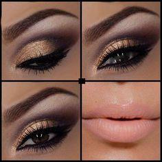Gorgeous Makeup: Tips and Tricks With Eye Makeup and Eyeshadow – Makeup Design Ideas Gorgeous Makeup, Love Makeup, Makeup Inspo, Makeup Inspiration, Makeup Tips, Hair Makeup, Makeup Ideas, Makeup Tutorials, Scene Makeup