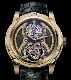 Louis Moinet Meteoris Watch Set