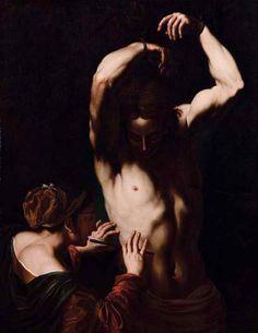 Francesco Cairo, Saint Sebastian, 17th century