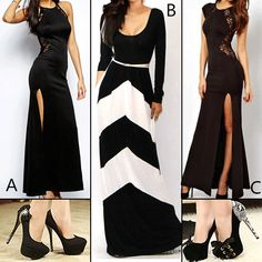 c17cced48abe Sleeveless Scoop Neck High Waistline Stitching Cape-style Ladylike Women's  DressMaxi Dresses | RoseGal.com | Dress me up | Chiffon dress long, Dresses,  ...