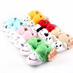 >> Click to Buy <<  Multi-Pattern Baby Boy Girl Toddler Shoes Animal Shape Soft Sole Warm Crib Shoes #Affiliate