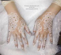 38 Best Islamic Wedding Tattoo Fashion Images White Henna