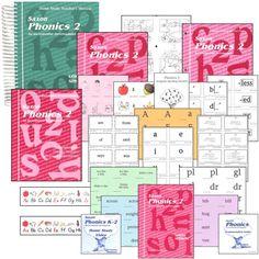 Saxon Phonics Program 2 Home Study Kit