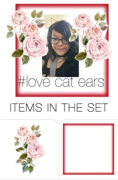 """""""me """" by miadenissebaez ❤ liked on Polyvore featuring art"""