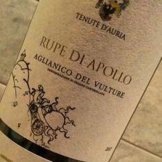 Tenute D'Auria - Aglianico Del Vulture DOC Rupe Di Apollo 2007