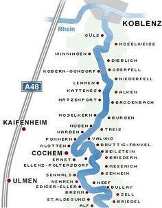 Camper informatie en camperplaatsen Duitsland: Noord-Moezel - Campersite.nl