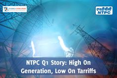 Clocking a double digit growth in power generation in the first quarter, India's largest power generation company—the state-run NTPC Ltd has recorded a 10% increase in power generation to 64.6 billion units (BUs) in the April-June quarter compared to the year-ago period. #Coal #Gas #NTPC #power #PowerStations #UDAY