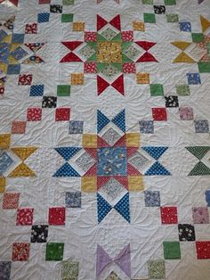 Sewing & Quilt Gallery: 1930's quilt