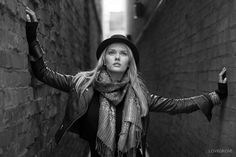 Urban Portraits in Manchester with Carla Monaco ~ pictures