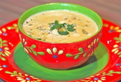 This crab, corn and poblano pepper crab bisque is a delicious recipe to make for your next chilly night. Crab Meat Recipes, Grilling Recipes, Soup Recipes, Cooking Recipes, Poblano Soup, Stuffed Poblano Peppers, Grilled Seafood, Grilled Meat, Crab Bisque