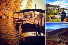 Fall Getaway Guide: 10 Weekend Destinations Near NYC Weekend Trips, Weekend Getaways, Day Trips, Nyc Fall, New York City, Travel Destinations, Wanderlust, World, Places