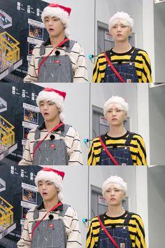❤️✨ #BTS // 171224 RUN BTS! 2017 - Epi.32 Behind the scene ~♪