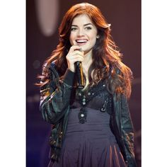 Lucy Hale A CINDERELLA STORY: ONCE UPON A SONG, Pretty Little Liars... ❤ liked on Polyvore featuring lucy hale
