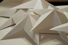 the hobby room diaries: 3D Paper Stars