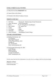 Image Result For Biodata Form Download Sinhala Mid Image Resume