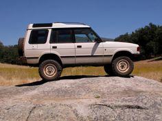 Land Rover Discovery - Dream car.