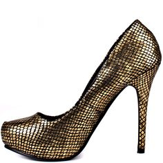 Michael Antonio   Love Me - Gold Metallic