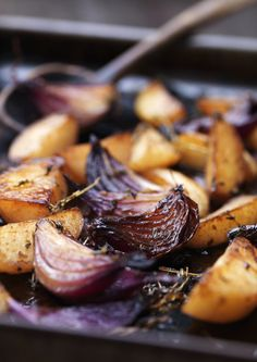 Roasted Vegetables [every type of vegetable with roasting times and temperature.]