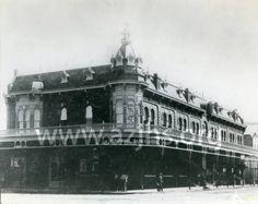 National Bank of Arizona, ca. 1890 :: Jewish Life in Arizona Tucson, Arizona, Louvre, Banks, Building, Travel, Life, Step By Step, Viajes