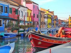 I hope to visit Venice, Italy some day :-)