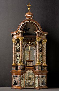 Tabernacle - lPietro Piffetti (1701-1777), Il re degli ebanisti, l'ebanista del re. - Appuntamenti