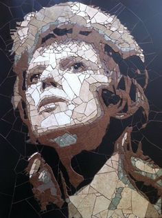 David Bowie http://www.edchapman-mosaics.co.uk/bespoke-art-gallery.html