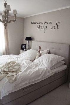 ⭐️White Living-Bedroom Styling