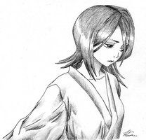 Rukia by Nirindel