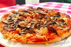 Cheesecake Brownies, Hawaiian Pizza, Mozzarella, Vegetable Pizza, Quiche, Hamburger, Food And Drink, Vegetarian, Vegetables