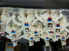 Ghostbusters party treat
