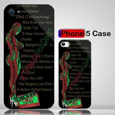 CIRCA 94 Beats A TRIBE CALLED QUEST iPhone 5 Case