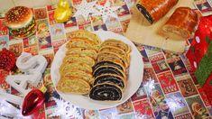 Bejgli nélkül nincs karácsony Candy Cane, Pasta Salad, Favorite Recipes, Ethnic Recipes, Christmas, Street, Kitchen, Hungary, God
