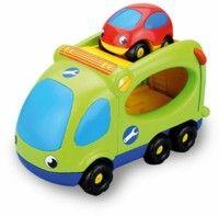 Simba Smoby Vroom planet truck 09