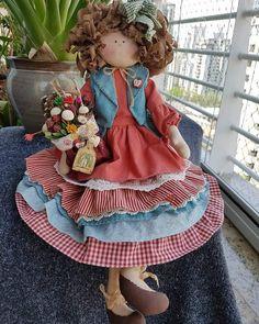 Sofia  country doll  por Cris Lind